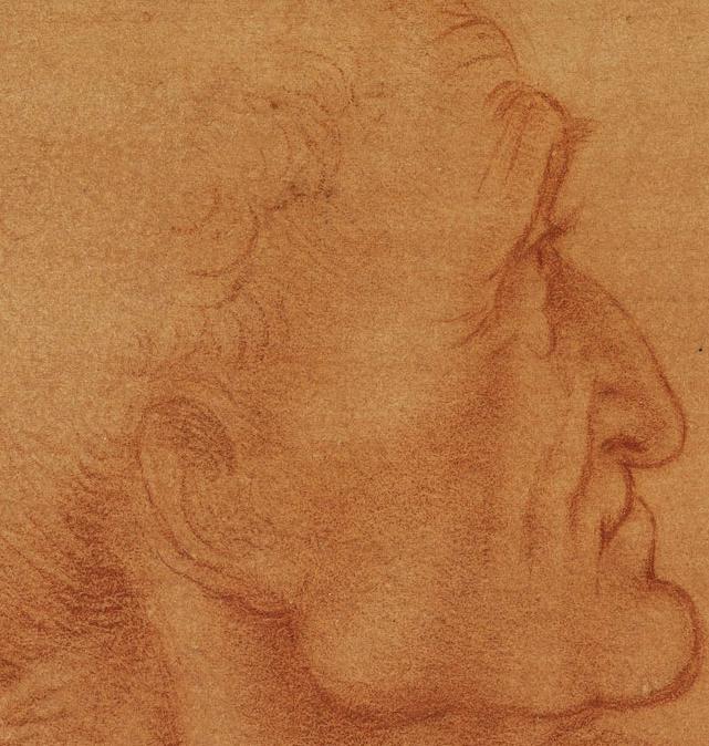 Da Vinci Judas Detail