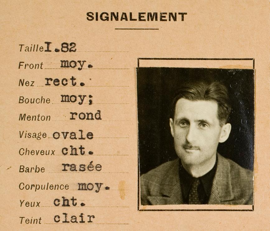 Orwell ID Card