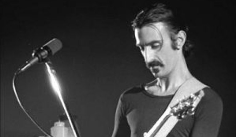 Hear the Musical Evolution of Frank Zappa in 401 Songs