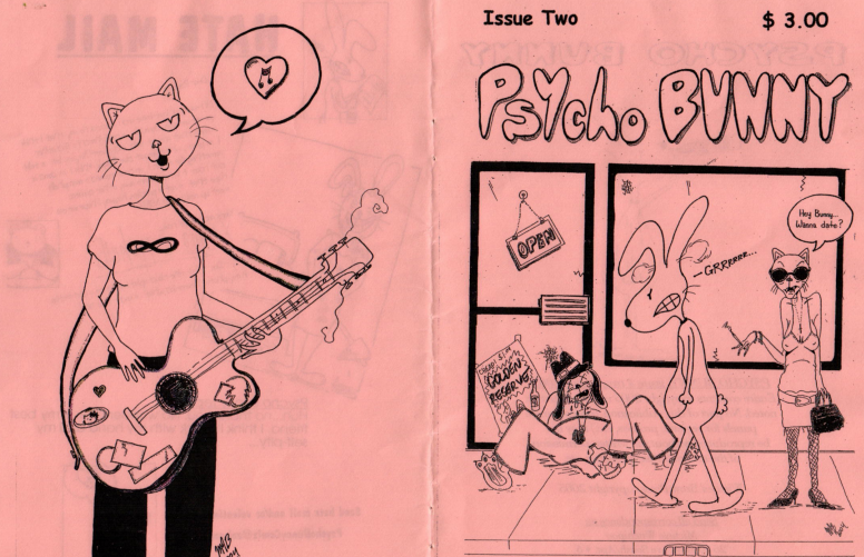 Download 834 Radical Zines From a Revolutionary Online Archive: Globalization, Punk Music, the Industrial Prison Complex & More