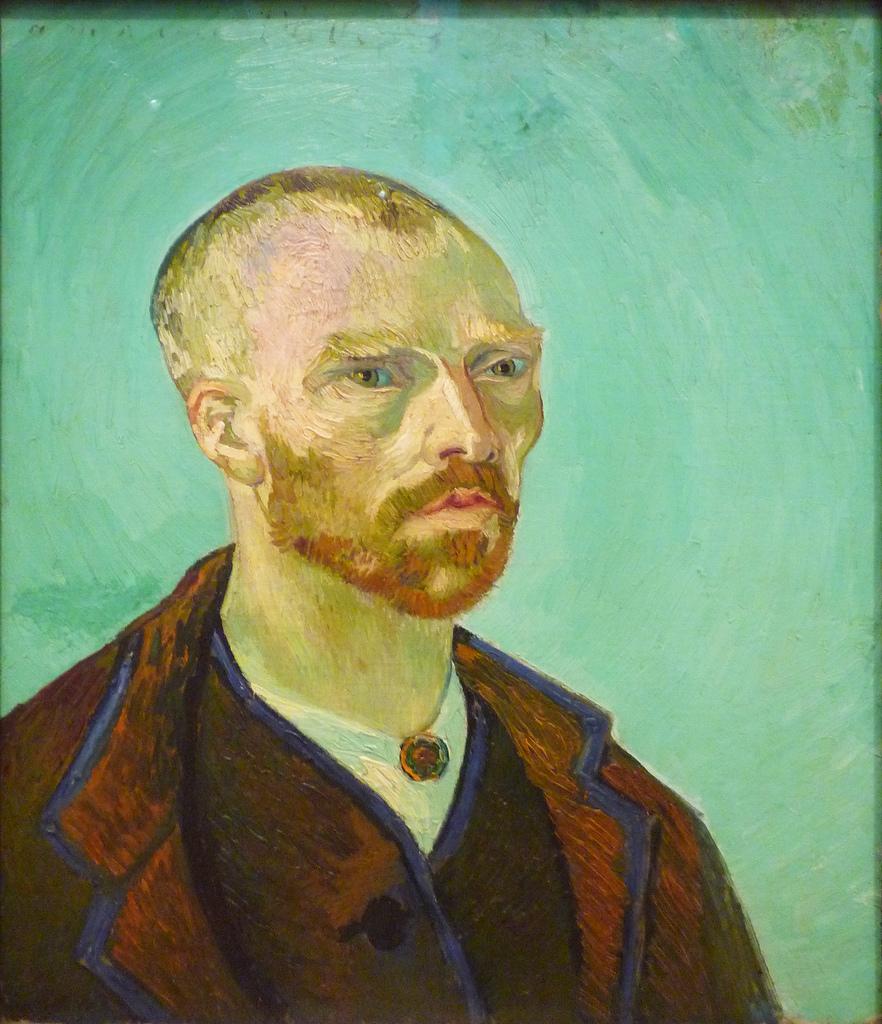 Van Gogh Harvard
