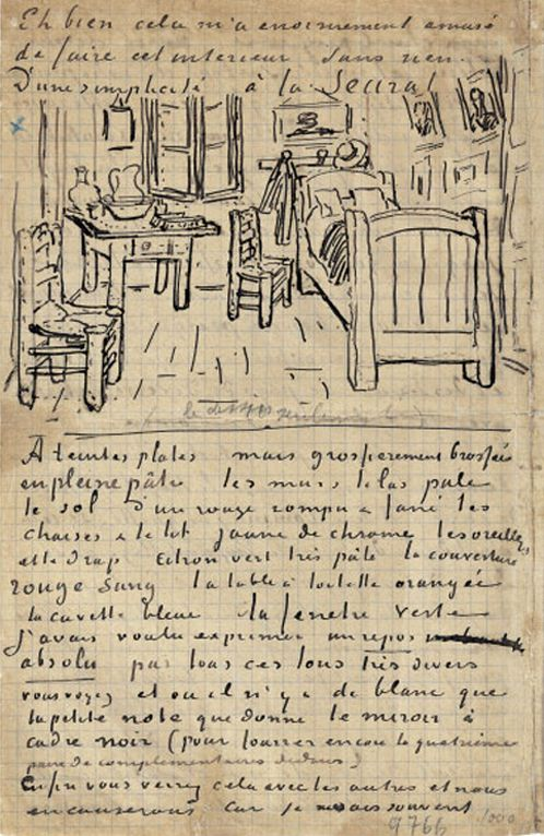 A Complete Archive of Vincent van Gogh's Letters: Beautifully Illustrated  and Fully Annotated | Open Culture