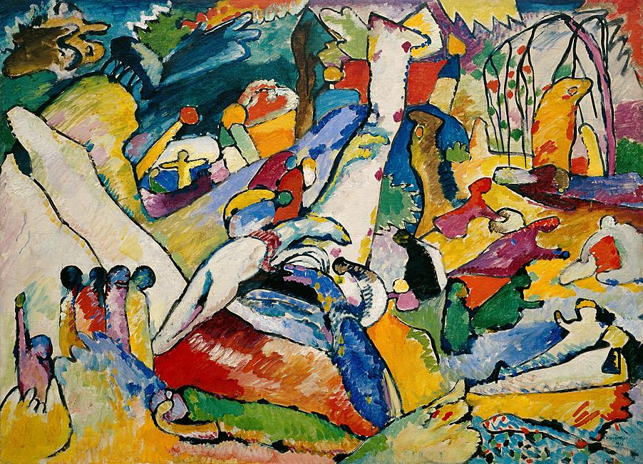 Kandinsky-Composition-II