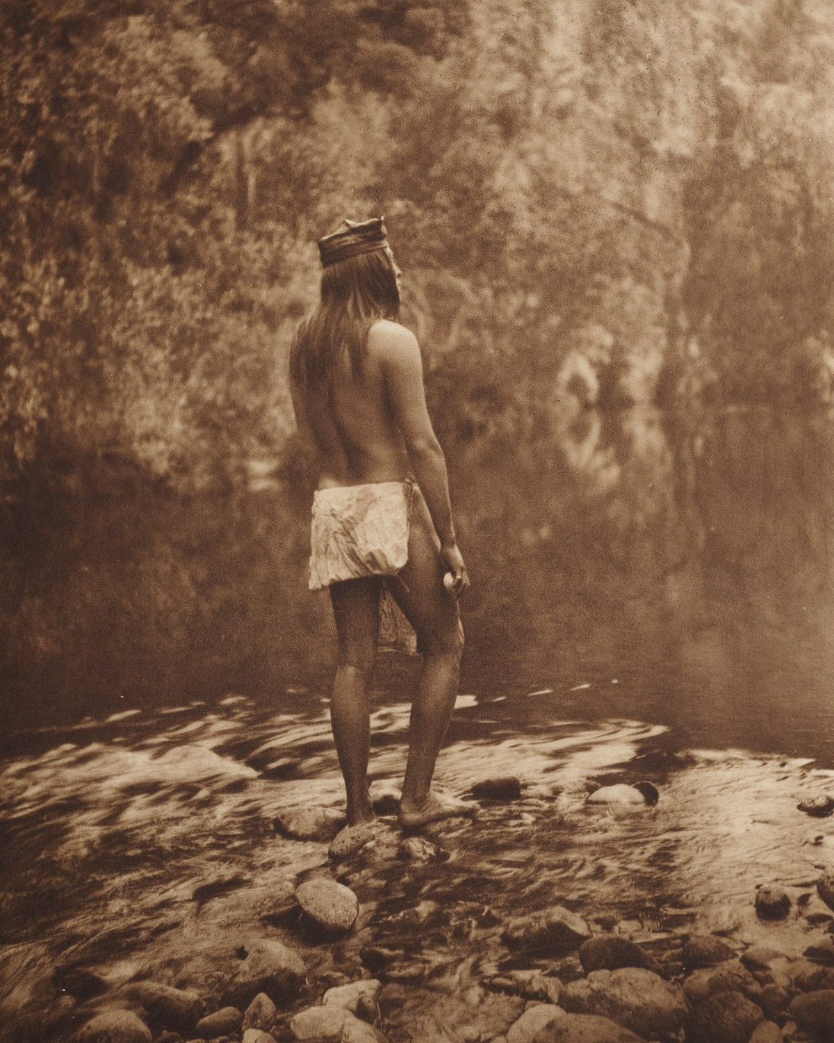 1,000+ Haunting & Beautiful Photos of Native American Peoples, (...) - @Open Culture Artes & contextos curtis4x5 16