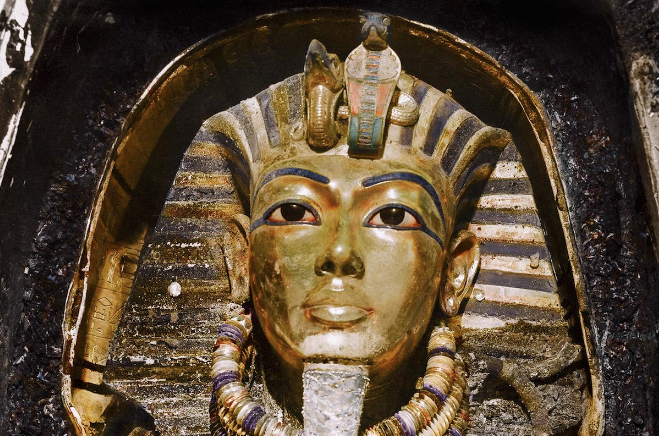The Curse Of King Tuts Tomb Torrent: The Opening Of King Tut's Tomb, Shown In Stunning