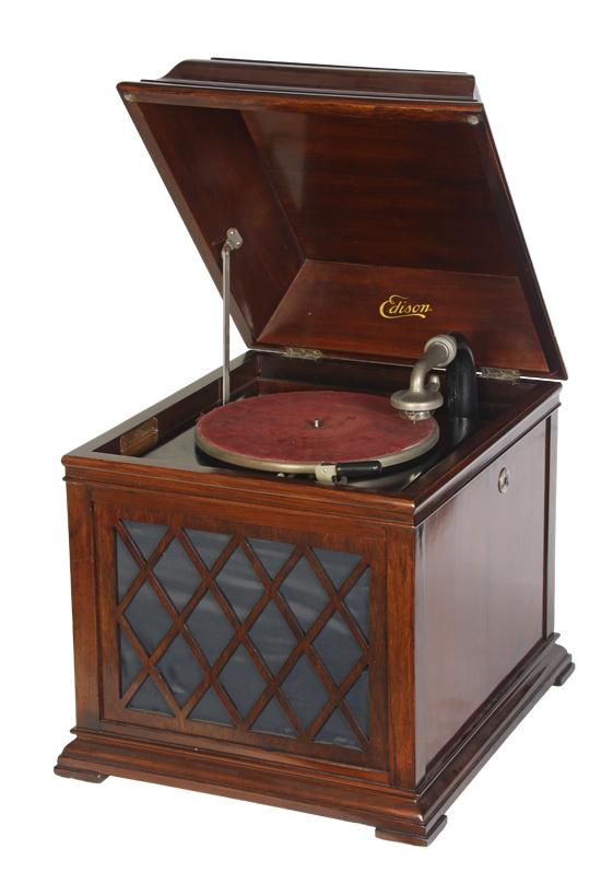 Edison Disc Phonograph