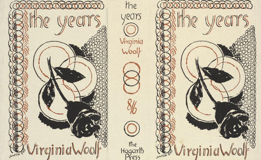woolf cover