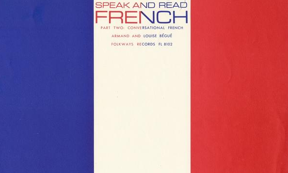 Speak and Read French, by Armand and Louise Bégué