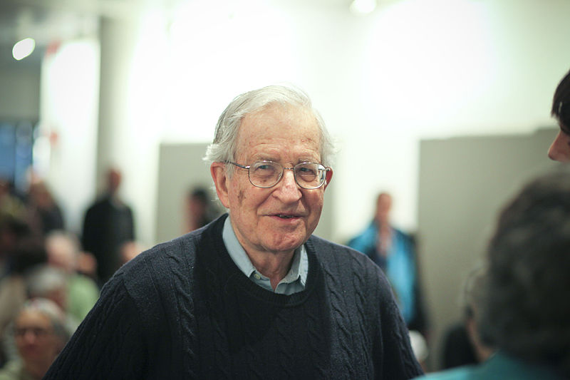 Noam Chomsky Explains the Best Way for Ordinary People to Make Change in the World, Even When It Seems Daunting