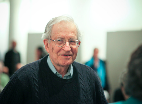 Free: Hear 24 Hours of Noam Chomsky's Lectures & Talks on the Powers That Subvert Our Democracies