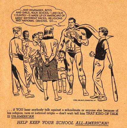 all american superman
