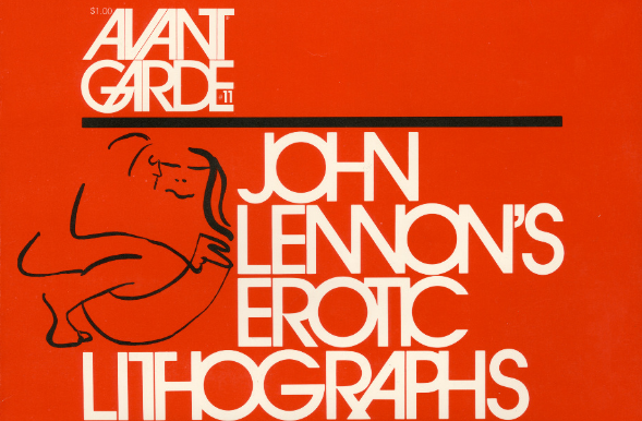 lennon lithographs