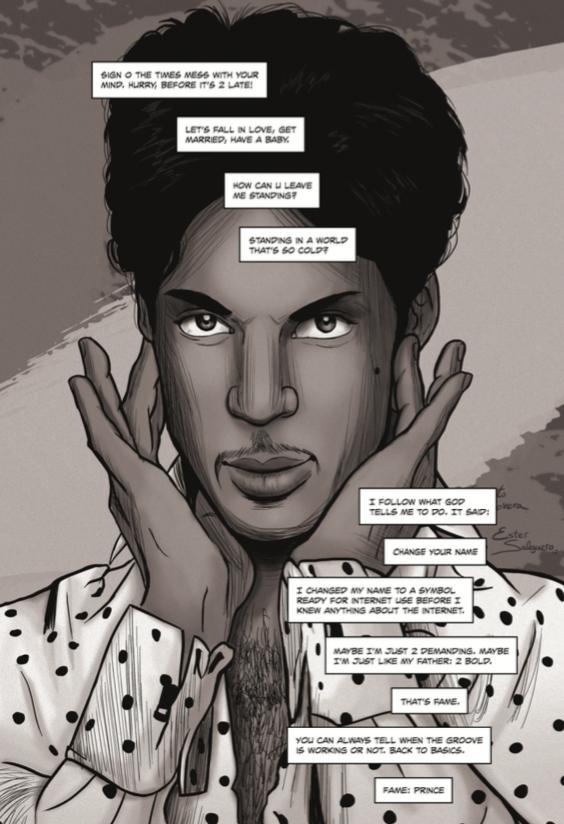 prince comic 2