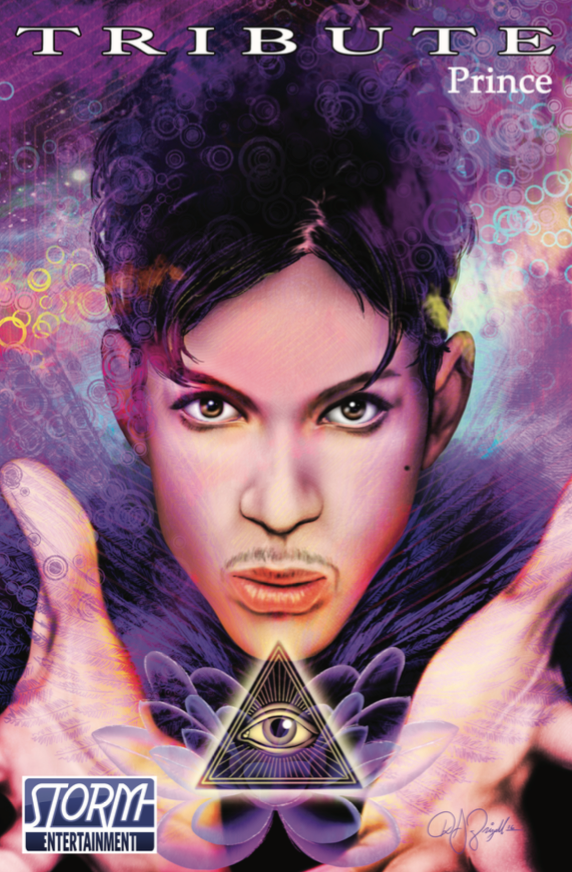 prince comic cover