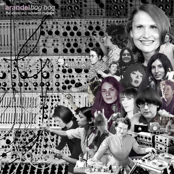 Hear Electronic Ladyland, a Mixtape Featuring 55 Tracks from 35 Pioneering Women in Electronic Music