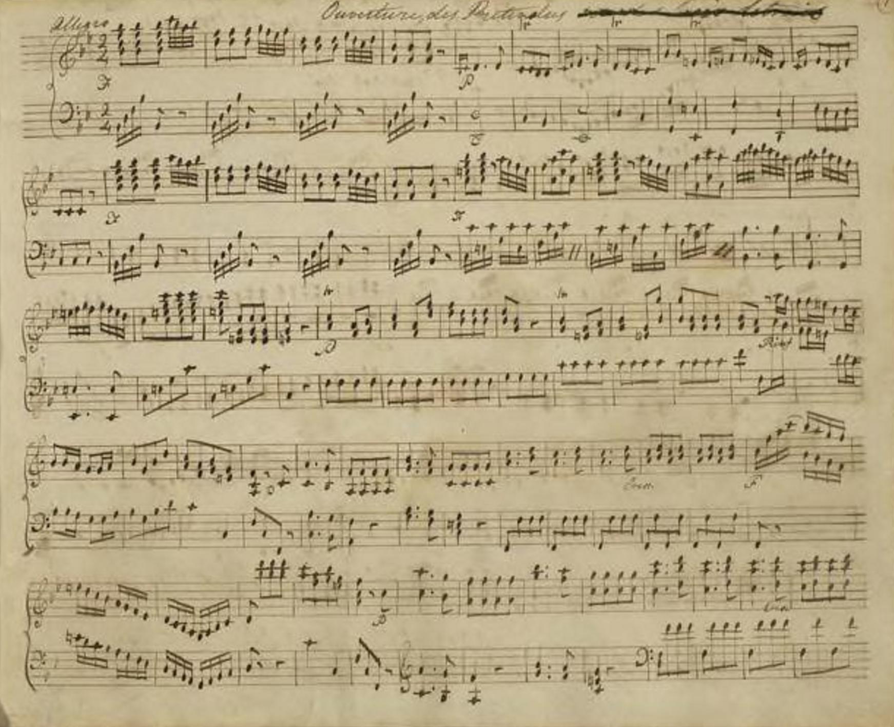 Austen Music 1