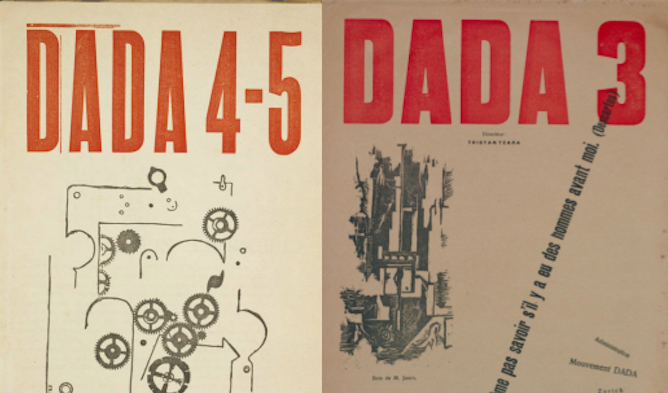 Download All 8 Issues of Dada, the Arts Journal That Publicized the Avant-Garde Movement a Century Ago (1917-21)