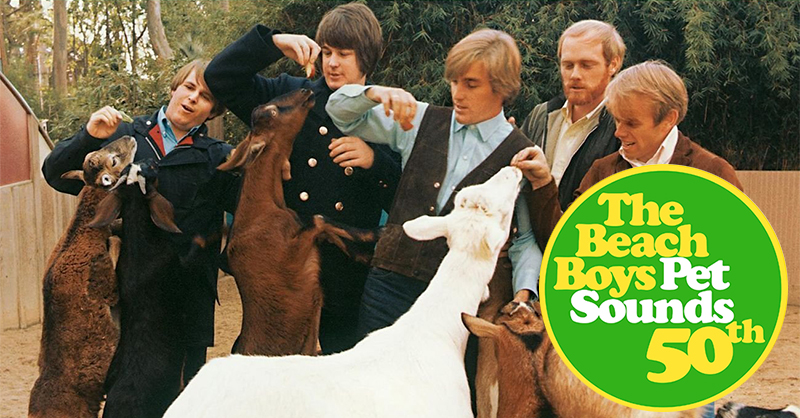 Hear the Beach Boys? Angelic Vocal Harmonies in Four Isolated Tracks from Pet Sounds: ?Wouldn?t It Be Nice,? ?God Only Knows,? ?Sloop John B? & ?Good Vibrations?