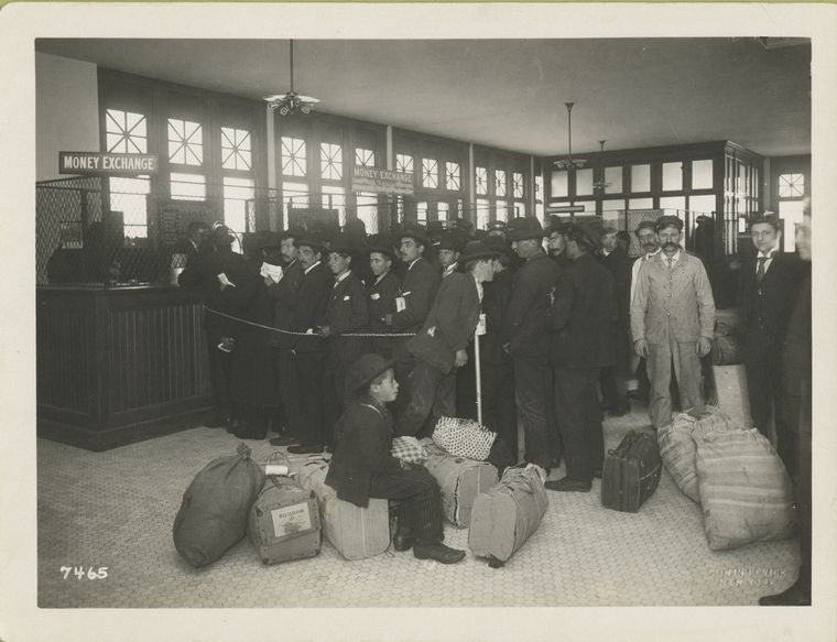 Ellis Island 1
