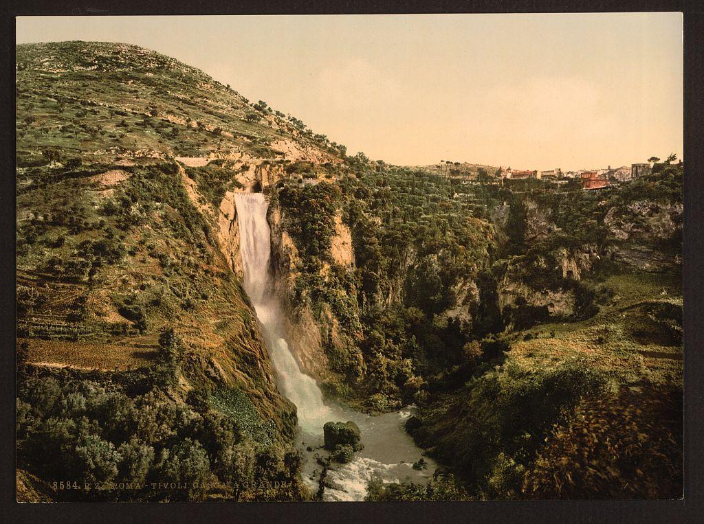 1890 Great Cascade
