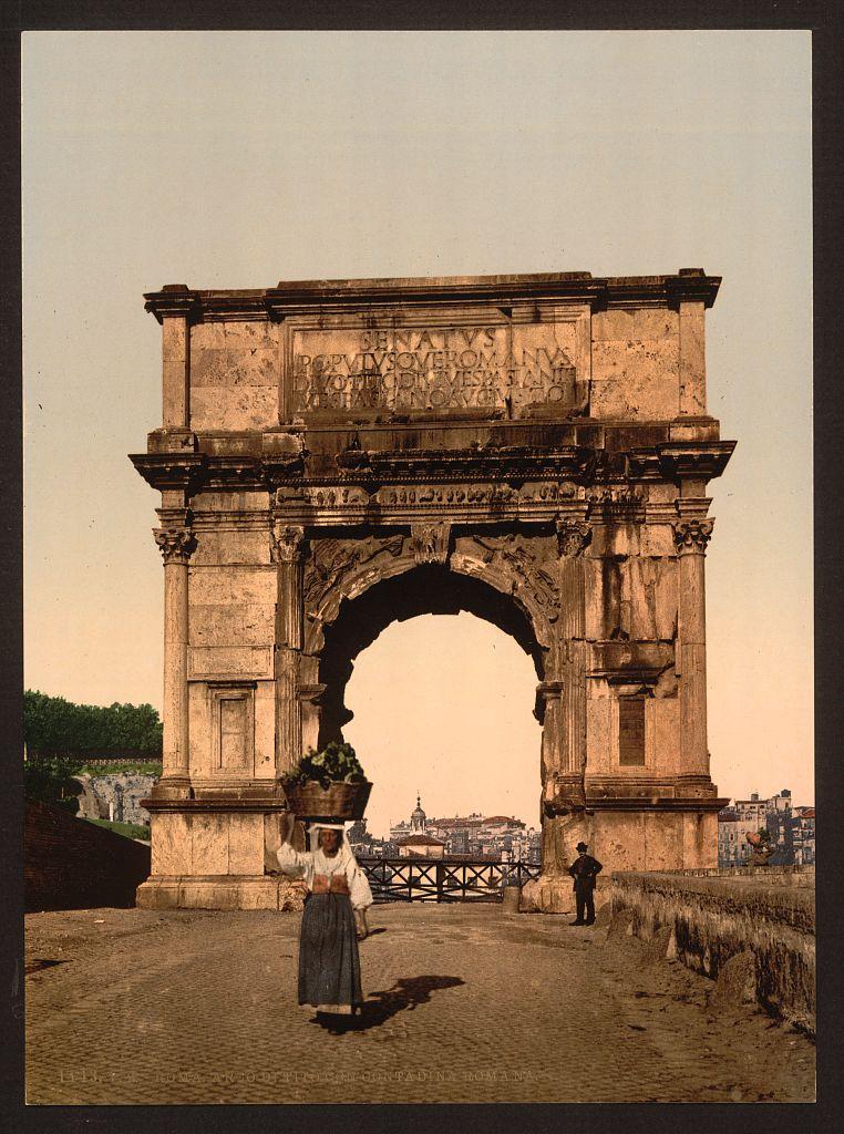 1890 Trumphal Arch