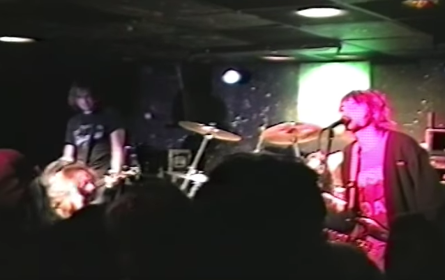 """Watch Nirvana Perform """"Smells Like Teen Spirit,"""" Just Days After the Release of Nevermind (1991)"""