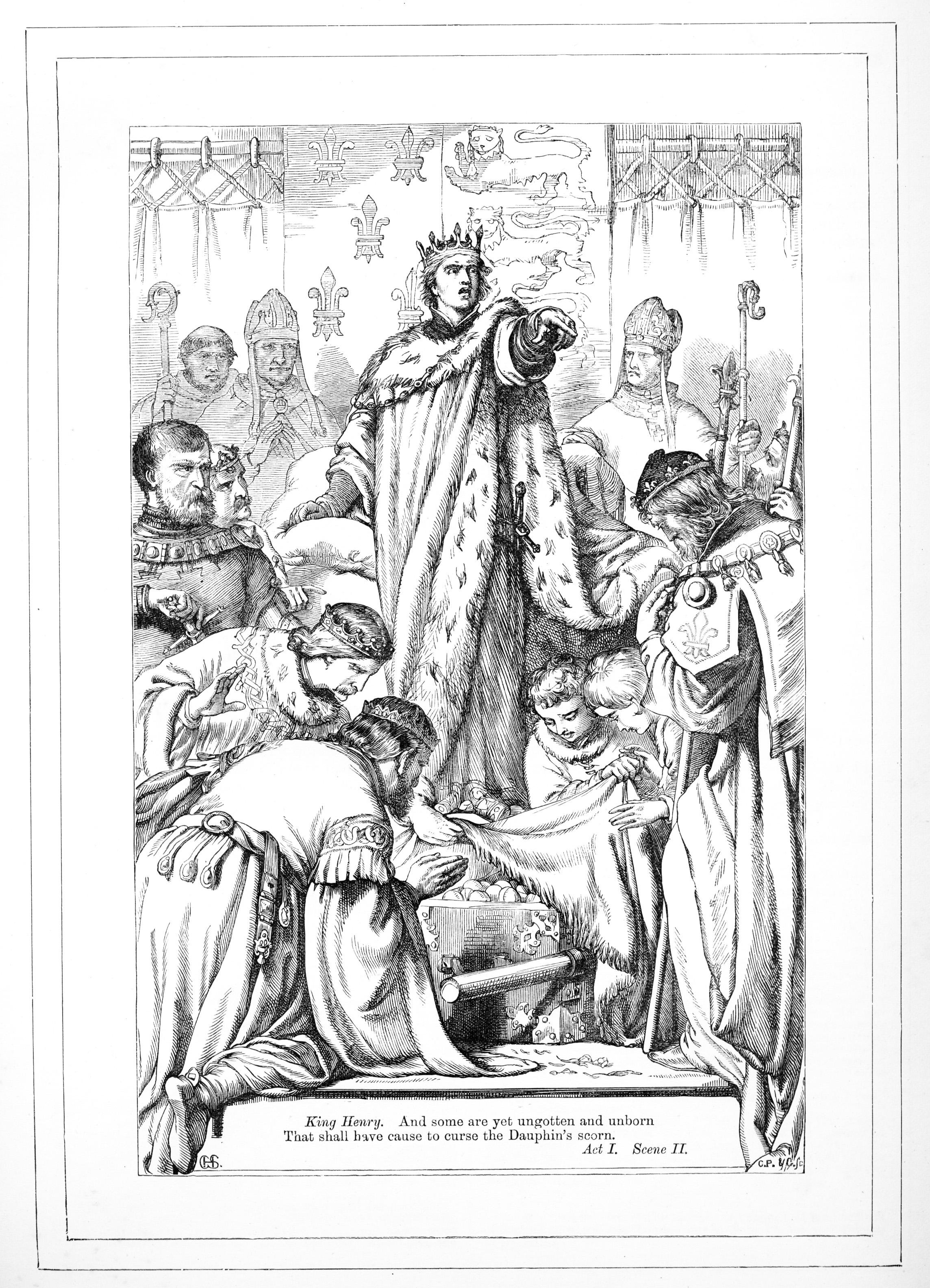 Henry V hcseloushv4
