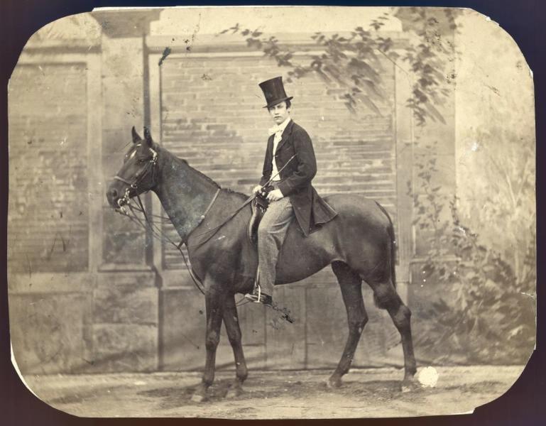 1860 Rider