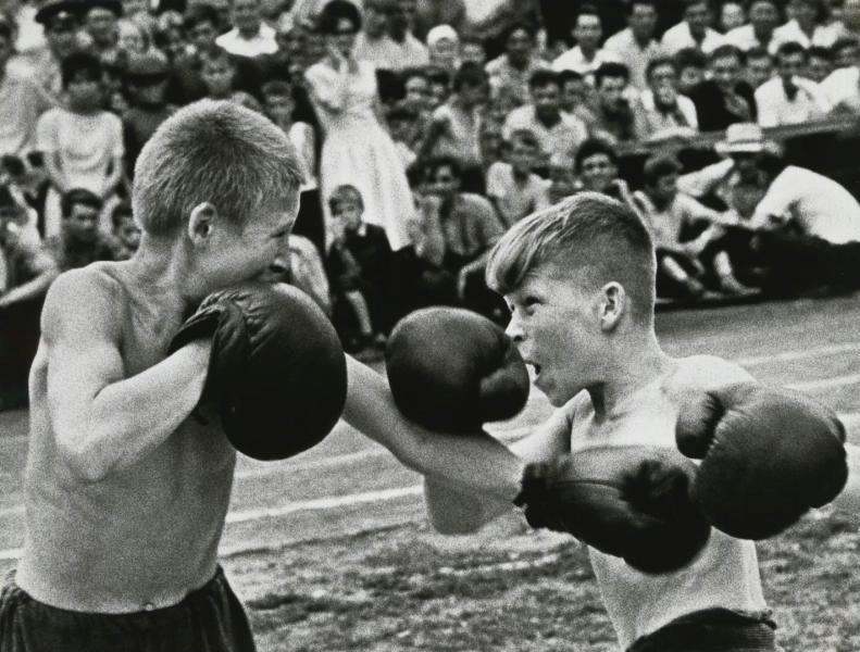 1962 Boys Boxing