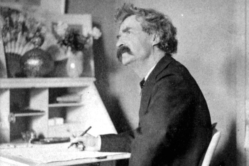 Twain advice to youth essay