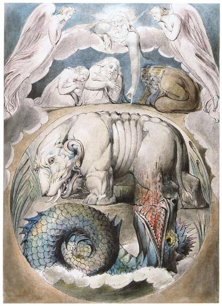 Behemoth Leviathan
