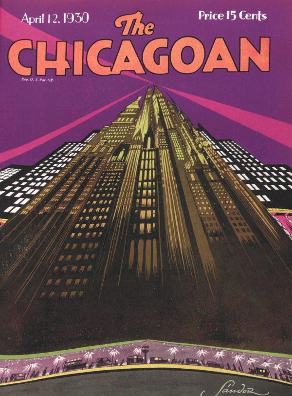 Chicagoan April 12