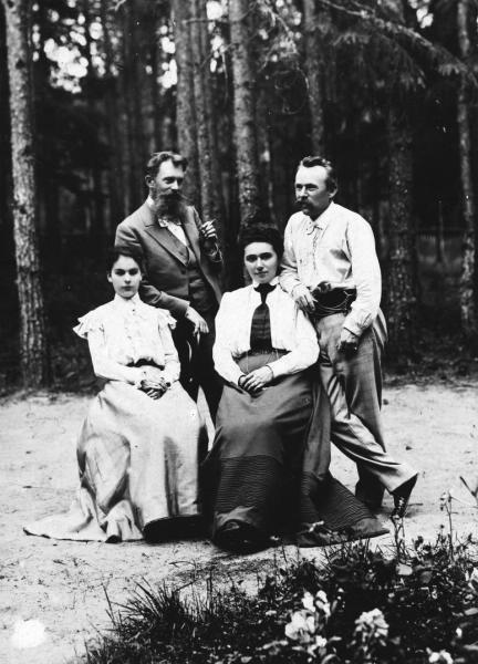 Group Portrait 1900