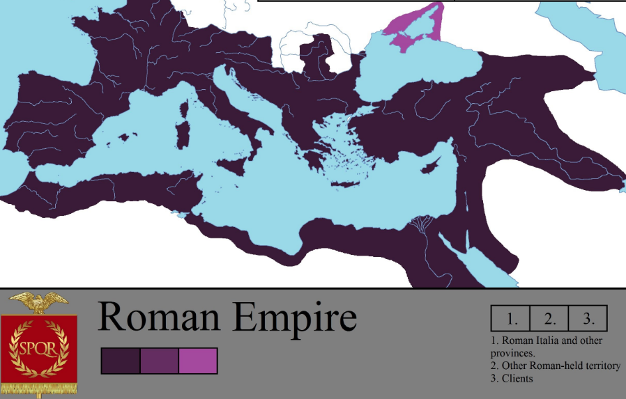 The rise fall of the romans every year shown in a timelapse map the rise fall of the romans every year shown in a timelapse map animation 753 bc 1479 ad open culture gumiabroncs Image collections