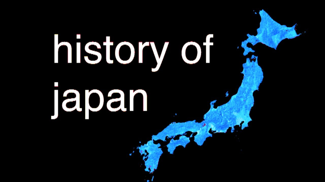 The Entire History of Japan in 9 Quirky Minutes