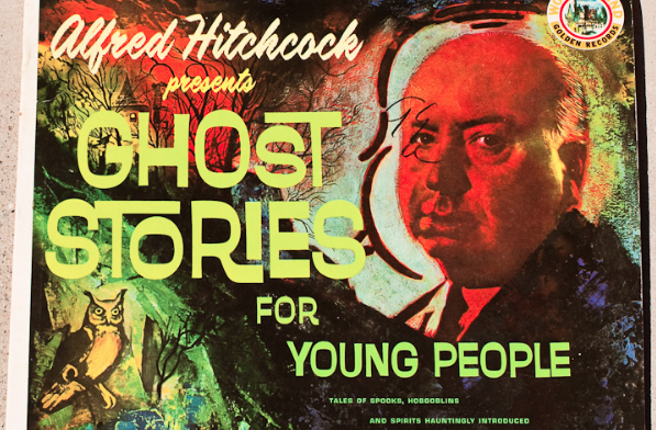 Alfred hitchcock presents ghost stories for kids 1962 open culture