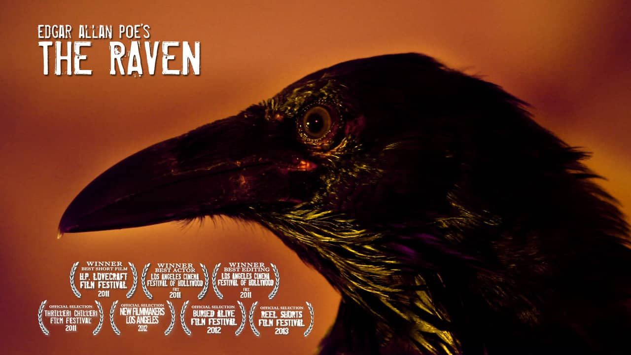 edgar allan poe s the raven watch an award winning short film edgar allan poe s the raven watch an award winning short film that modernizes poe s classic tale open culture
