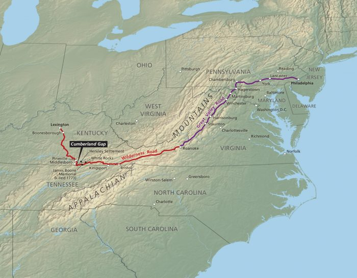 cumberland-gap-wilderness-road-map