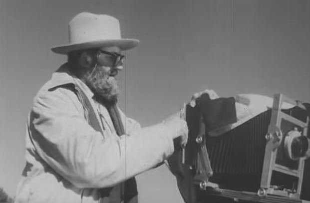 Ansel Adams, Photographer: 1958 Documentary Captures the Creative Process of the Iconic American Photographer