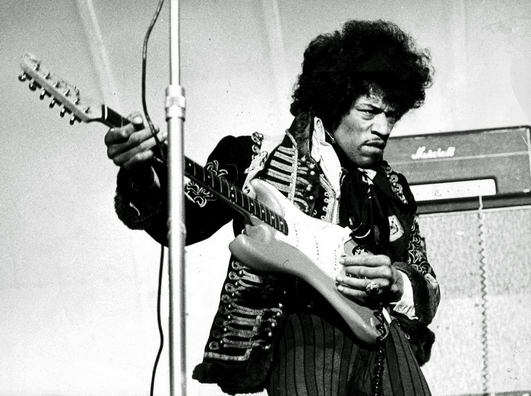 Hear Jimi Hendrix's Virtuoso Guitar Performances in Isolated