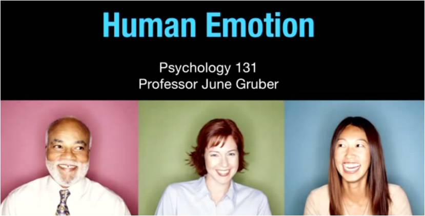 Human Emotions: A Free Course from Yale | Open Culture