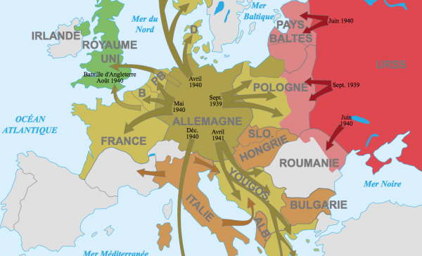 map-of-europe-during-wwii