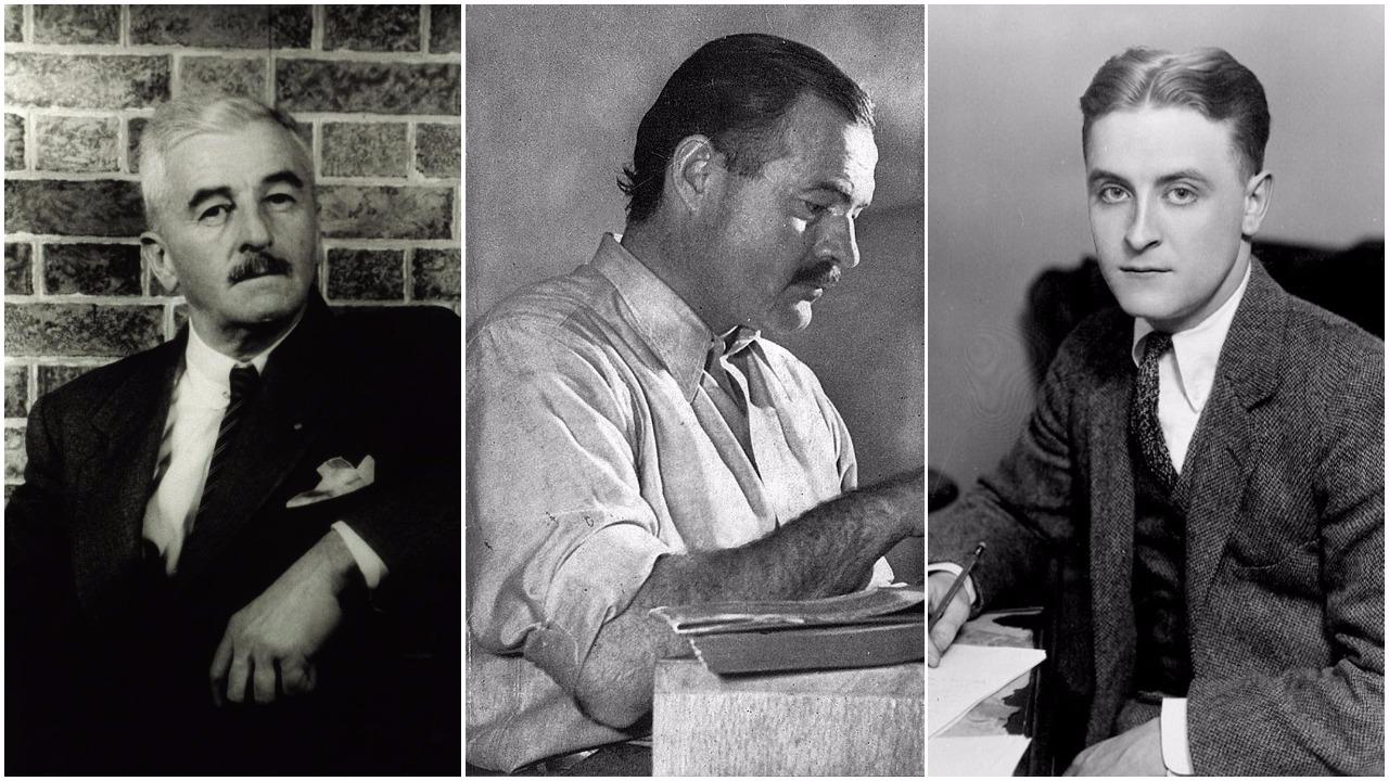 Ernest Hemingway vs F Scott Fitzgerald