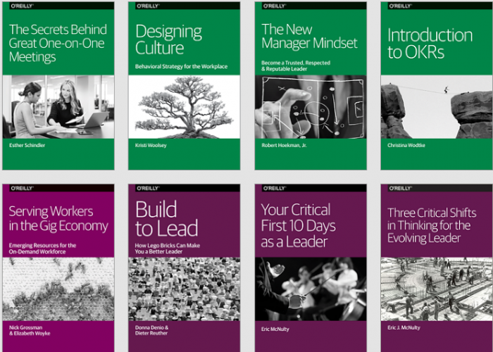 Download 243 Free eBooks on Design, Data, Software, Web Development & Business from O'Reilly Media