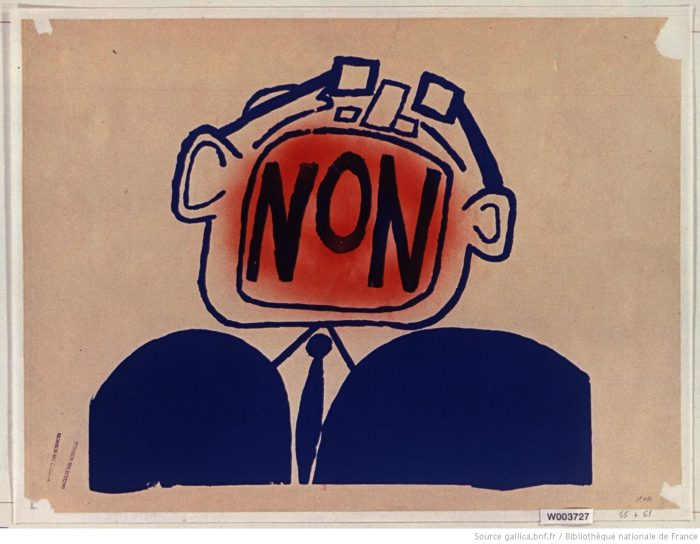 A Gallery of Visually Arresting Posters from the May 1968 Paris Uprising