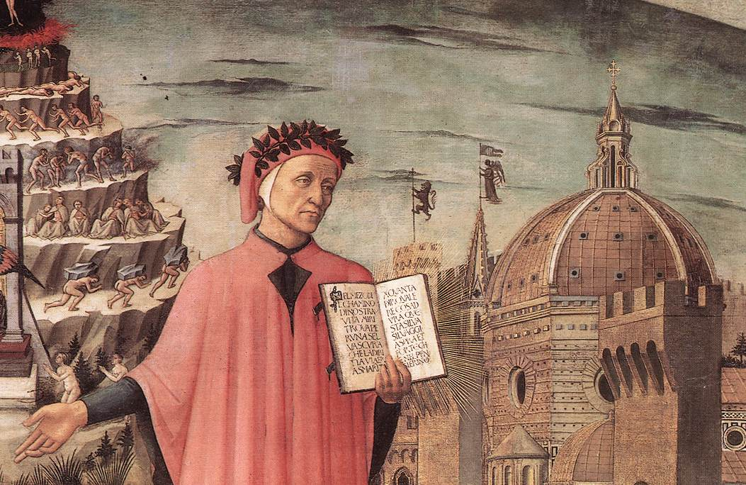 A Free Course on Dante's Divine Comedy from Yale University